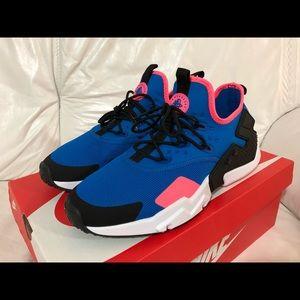 bca1c241867c2 Nike Air Huarache Drift Blue Nebula Size 10.5 New